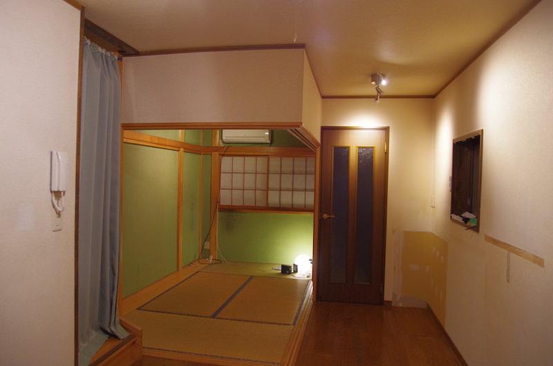 リノベーション前の部屋2