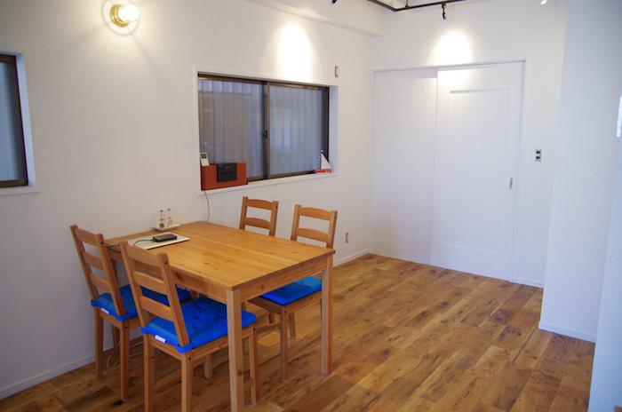 セルフリノベーションした部屋が完成!掛かった総額を公開