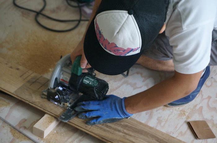 中古住宅セルフリノベーションの記事まとめ。実体験と作業方法を時系列順に紹介