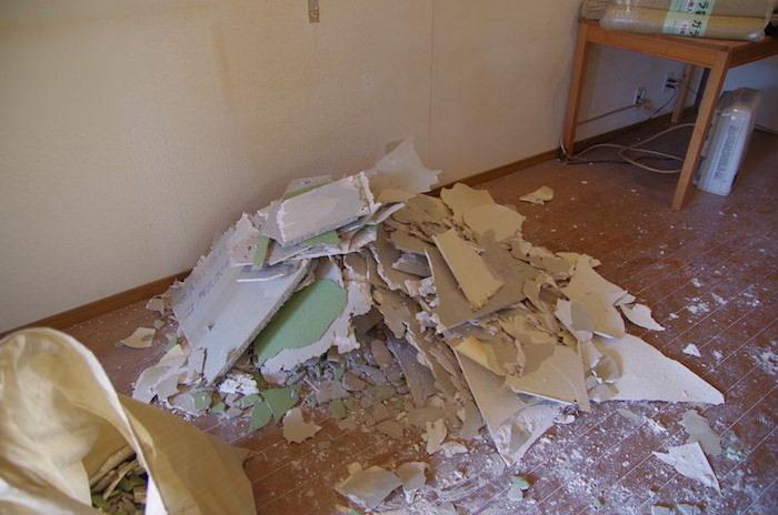 セルフリノベ・リフォームで出た廃材の処分費用&処分方法