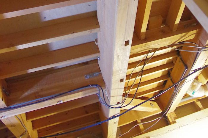 【セルフリノベーション】洋室の天井を抜く その2