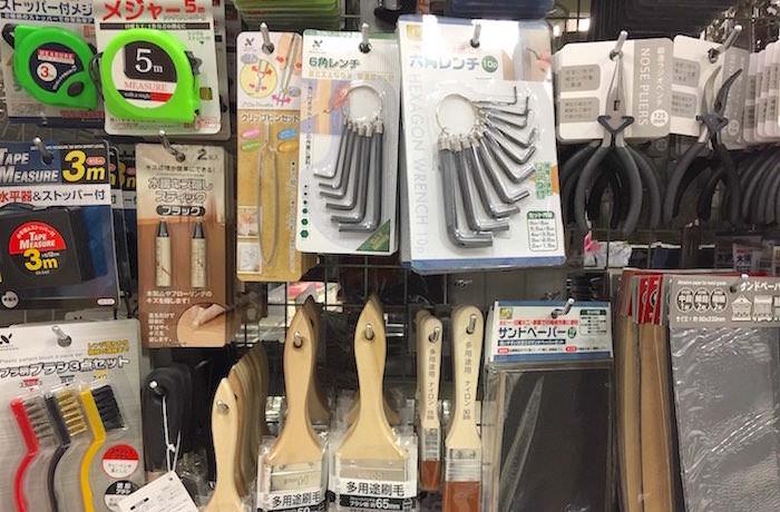 100円均一の工具はDIYやリノベに耐えうるのか。実際使ったレビュー