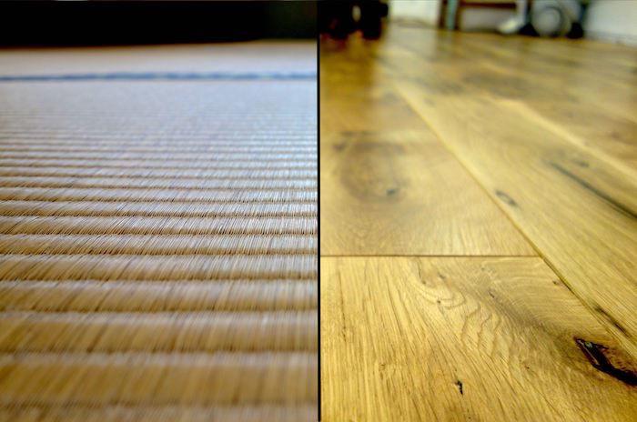 和室6畳を畳からフローリングにリフォームする場合の費用は?