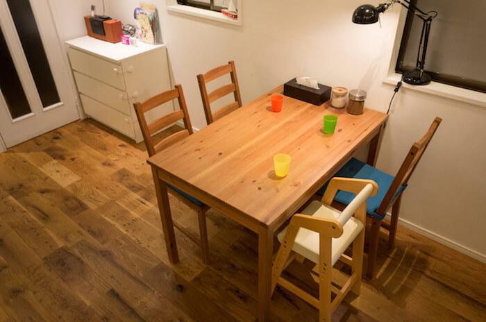 コスパ最強。IKEAの格安ダイニングテーブル、JOKKMOKK(ヨックモック)の5年使用レビュー