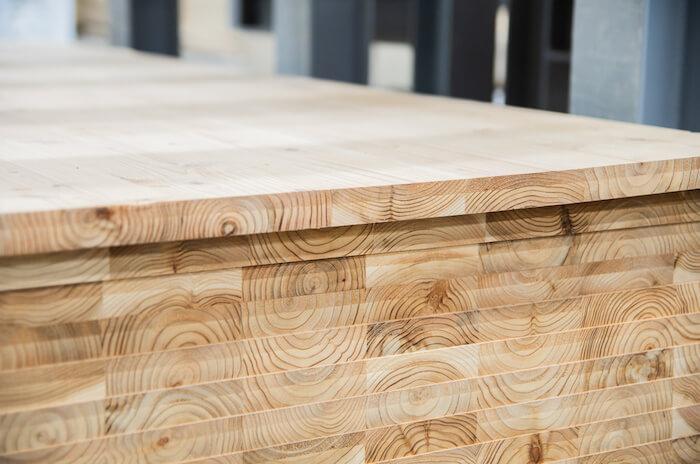 ビバホームで売ってる「無垢ボード」が無垢材テーブル・デスクが簡単に作れる優れた素材