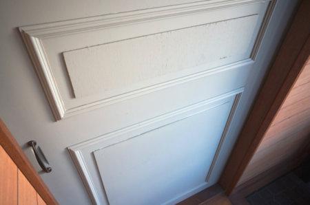 襖(ふすま)ドアを洋風にリメイクしてみる