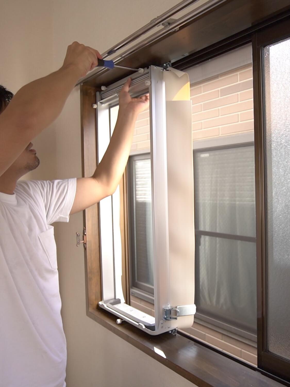 窓 付け エアコン 【2021年版】窓用エアコンおすすめランキング10選|人気の冷暖房モデ...